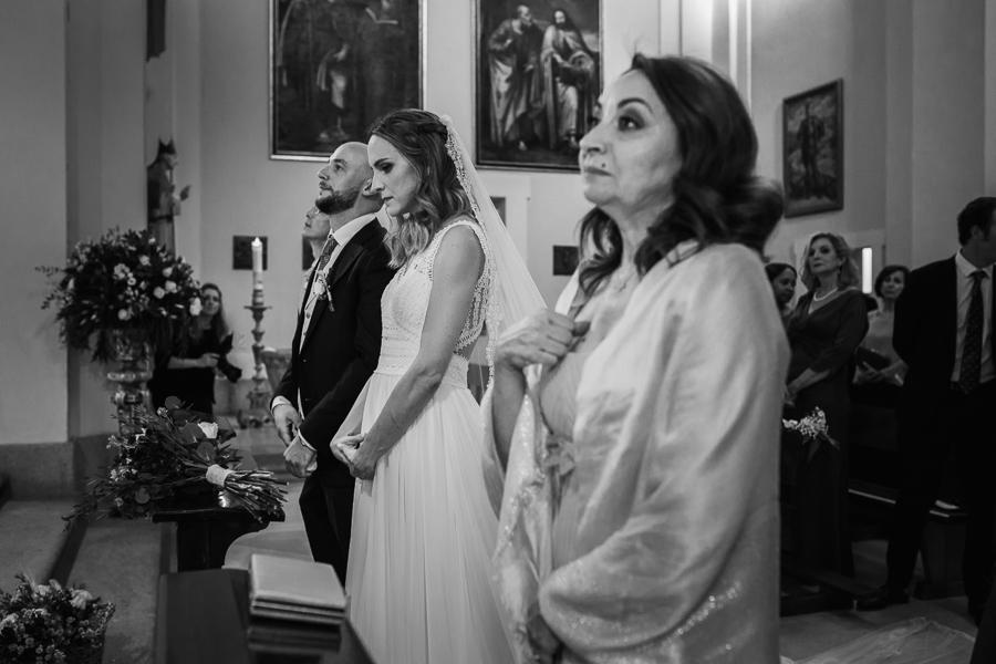 Fotografía de boda elegante