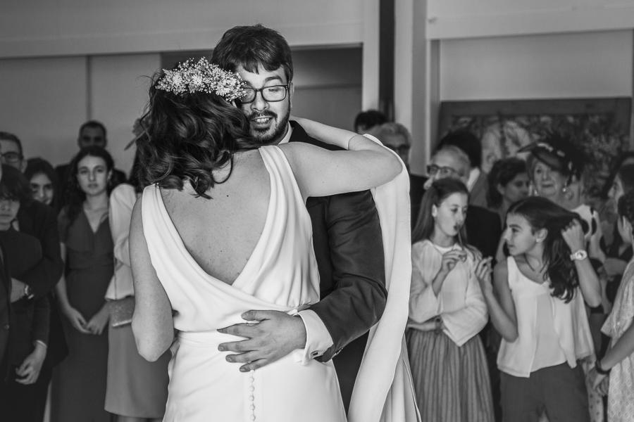 Fotografía profesional de boda en Madrid