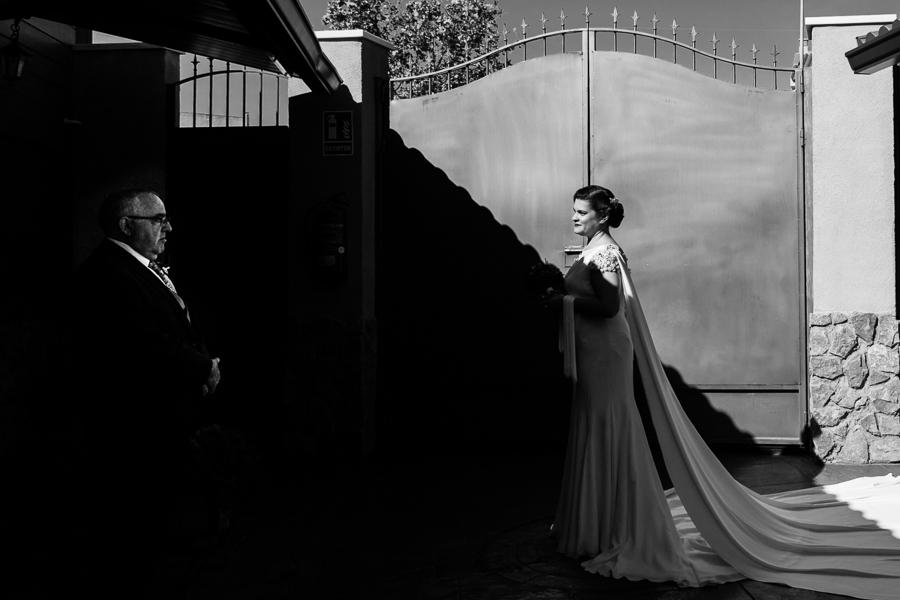 Fotografía original de boda
