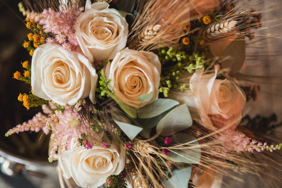 Fotografía de boda con estilo