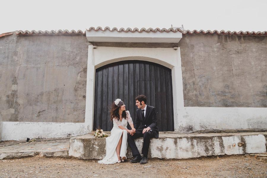 Reportaje de boda con estilo propio
