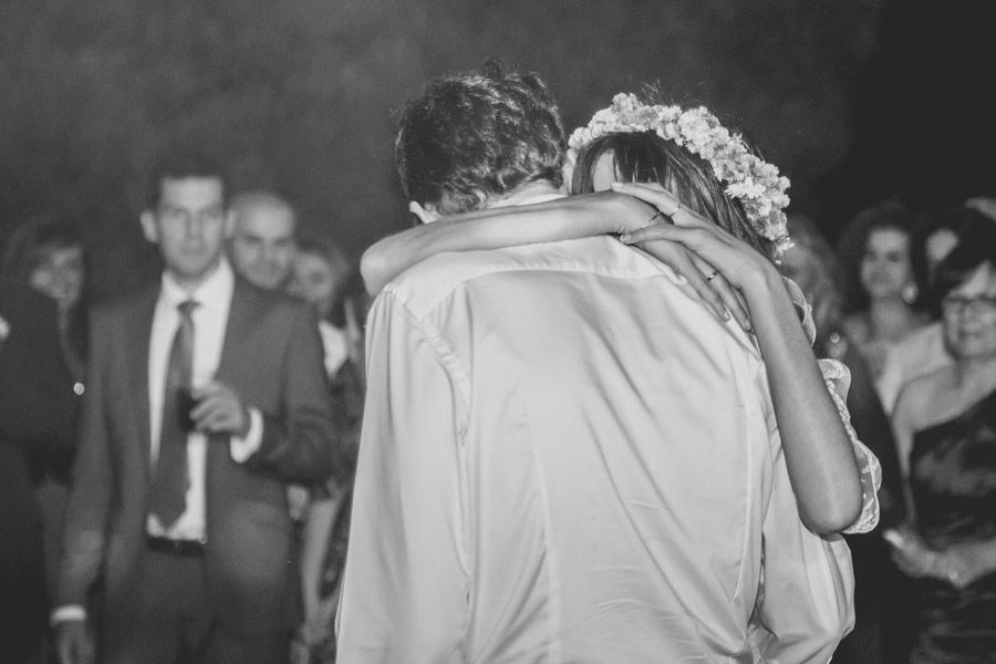 Fotografía de bodas blanco y negro