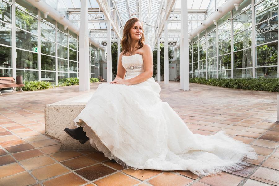 Reportaje de novia