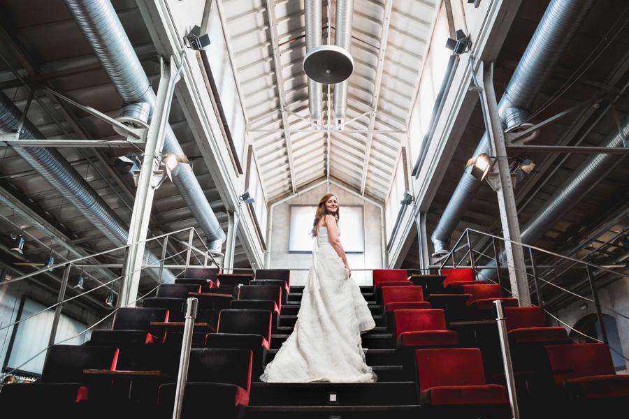 Sesión de novia postboda
