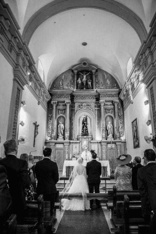 reportaje boda religiosa