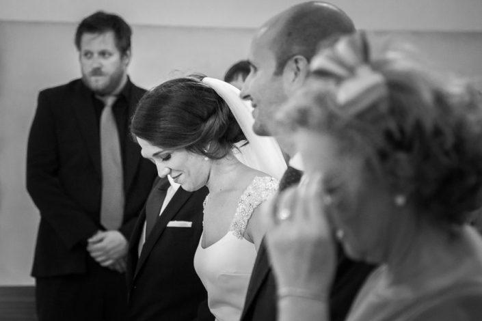 fotografía ceremonia boda religiosa