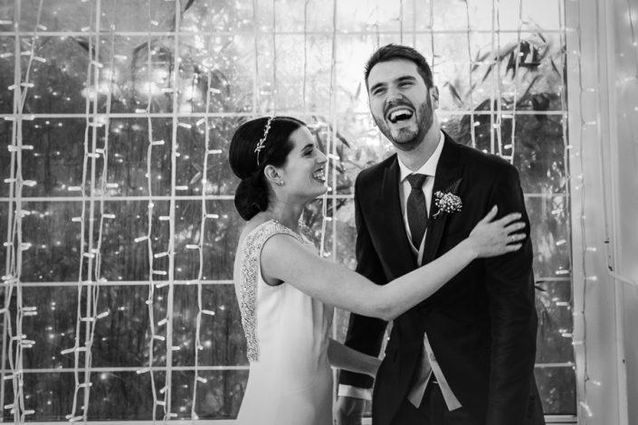 Reportaje de boda emociones
