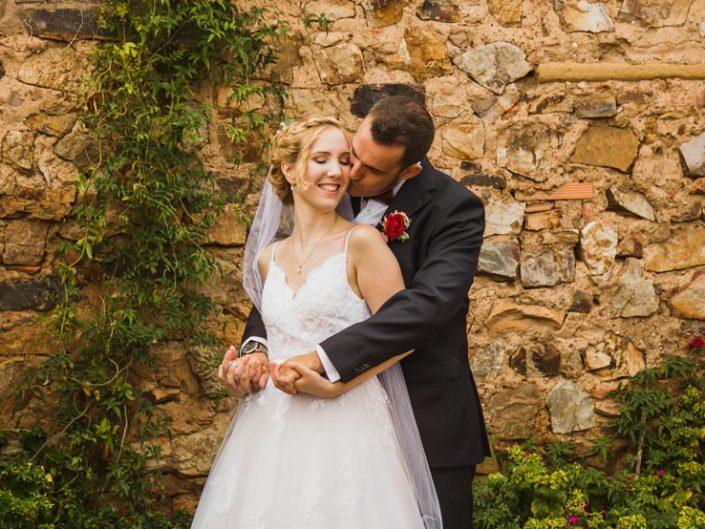 La preciosa de boda de Matilda y José Manuel